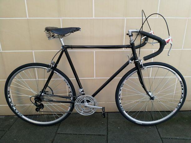 Rower szosowy / gravel Peugeot po pełnym odrestaurowaniu
