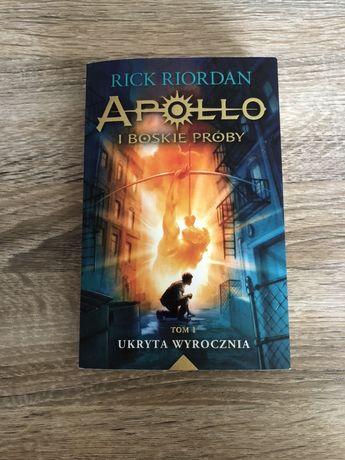 """"""" Ukryta wyrocznia"""" Rick Riordan  (Percy Jackson)"""