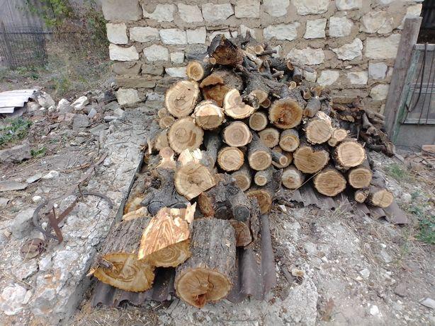 дрова из фруктовых деревьев