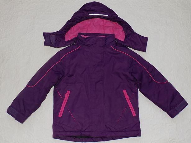 Мембранная, лыжная куртка Rodeo на рост 92см.