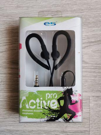 Słuchawki douszne Active Pro