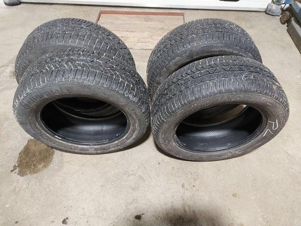 Opony 235x55x17 Continental