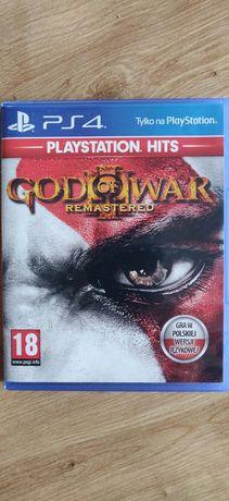Gra God Od War III PS4 PL