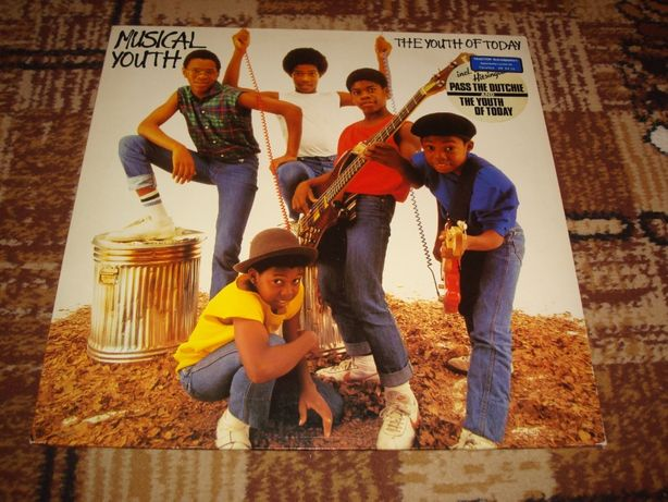 Płyty winylowe Musical Youth-The Youth Of Today