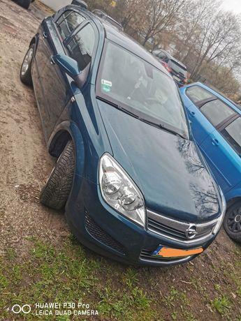 Sprzedam Opel Astra h 2007 przebieg 148 tys lpg