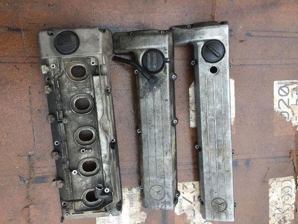 кришка блока мотора клапанна мерседес М103 601 602 603 604 605 606