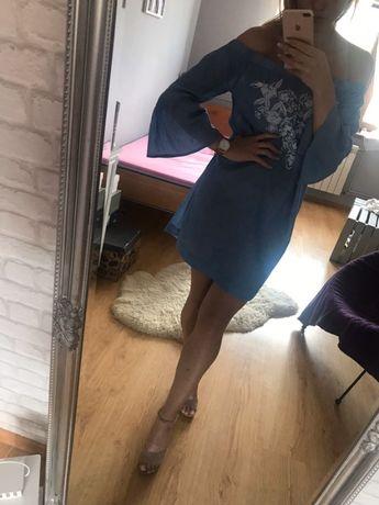 Sukienka New Look S/M jak nowa kwiaty