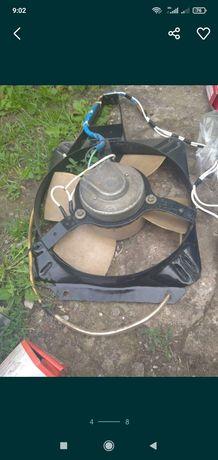 Электровентелятор ваз 03-07