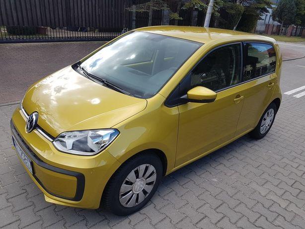 2018r GAZ LPG pełen VAT VW UP 1.0 60KM polski salon