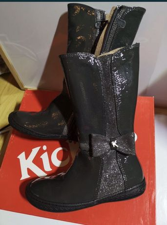 деми сапоги KicKers чобітки черевики