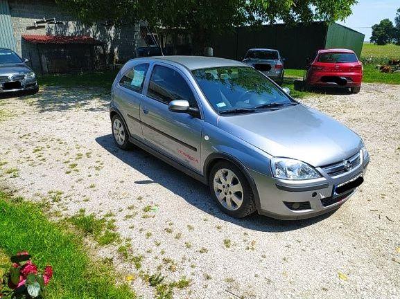 Opel Corsa C 1.3
