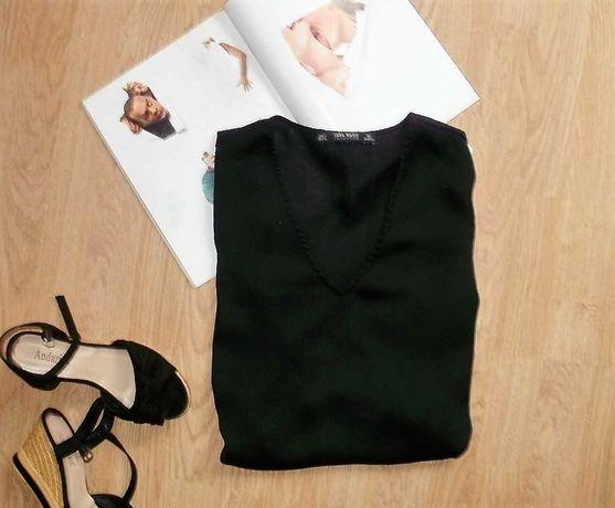 Подовжена блуза ZARA
