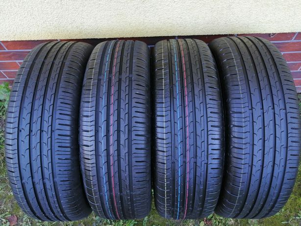 215/65 R16 98H Continental EcoContact 6 Jak Nowe 2021 Lato