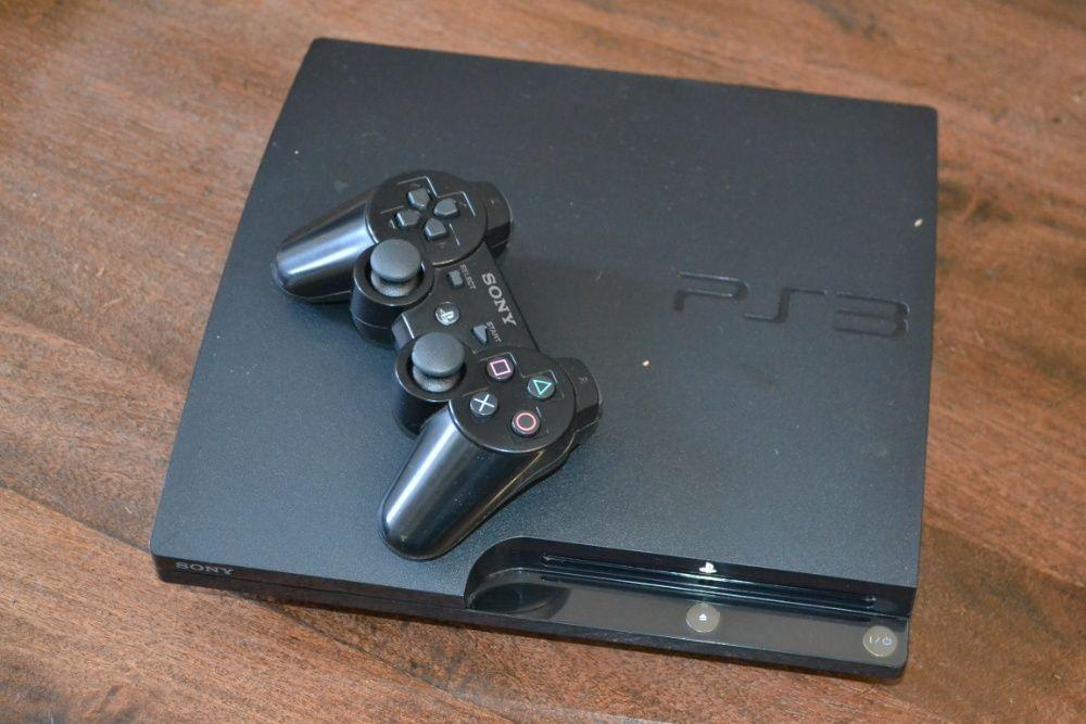 Konsola Sony Playstation 3 250 GB + pad Świdnica - image 1