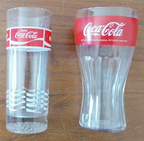 """Copos """"Coca-cola"""""""