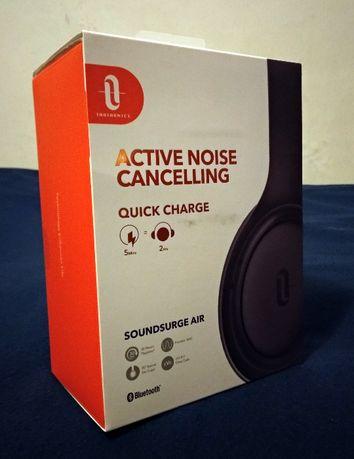 Słuchawki nauszne TAOTRONICS SoundSurge TT-BH060 Czarne