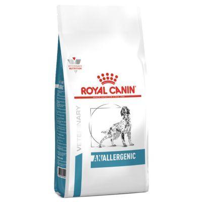 Karma dla psa Royal Canin Veterinary Diet Canine Anallergenic 8kg