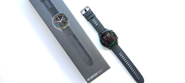 Xiaomi Mi Watch 2021 Preto
