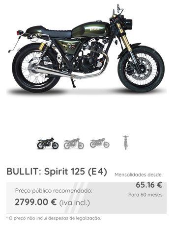 BULLIT Spirit 125cc