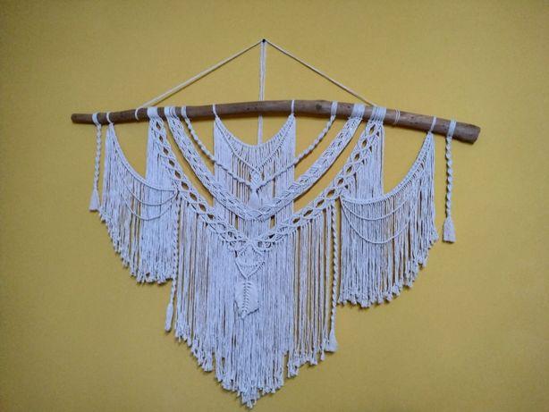 Duża makrama handmade