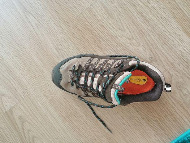 Sapato de senhora outdoor Rockland, tamanho 37, castanho no