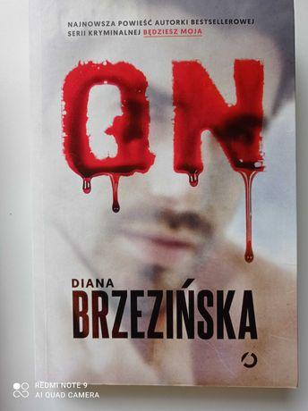 On Diana Brzezińska