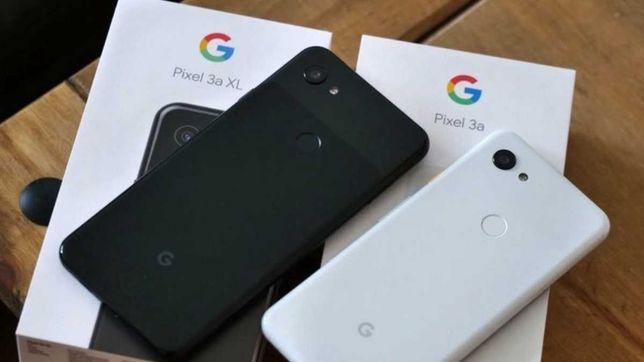 Google Pixel 3a 64gb + Е сим NEW Чехол + скло в подарунок