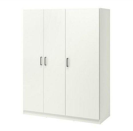 Roupeiro IKEA com espelhos ikea