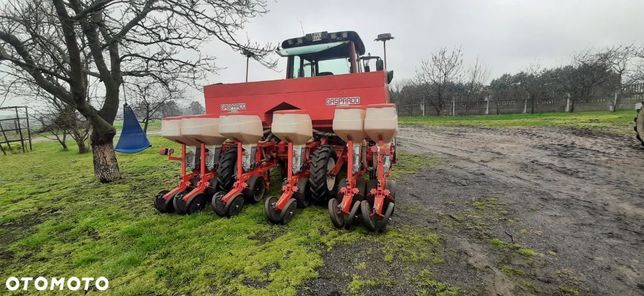 Gaspardo MTE 300 6 ROWS  siewnik do kukurydzy