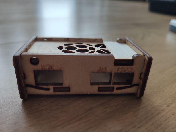 Drewniana obudowa case Raspberry Pi Zero
