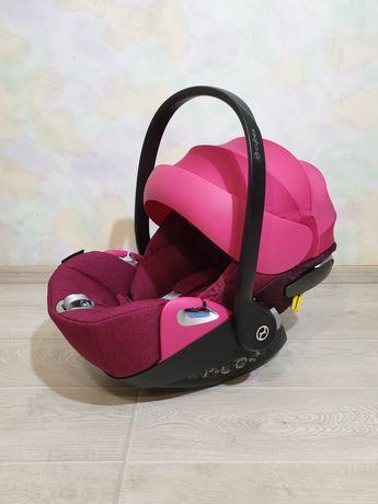 Cybex Cloud Z Plus Passion Pink Автокресло Сайбекс