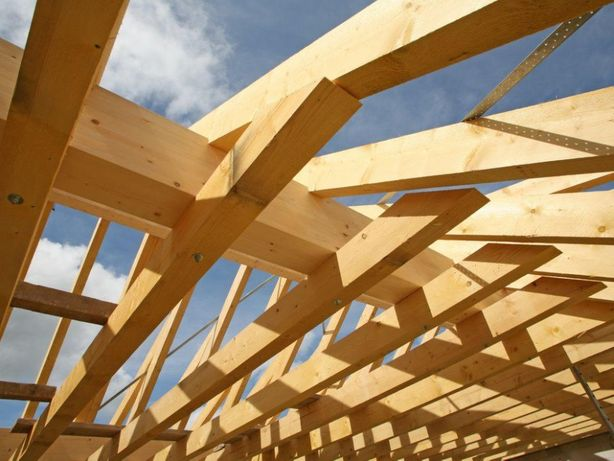 Więźba dachowa, TARTAK deski , łaty , kontrłaty , drewno opałowe