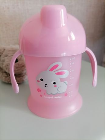 Поилка для детей, чашка-непроливайка, бутылочка, малышу