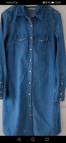 Sukienka jeansowa Gap xs