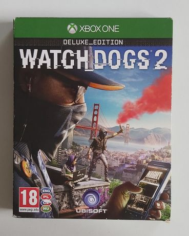 Gra Watch Dogs 2 Deluxe Edition Xbox One