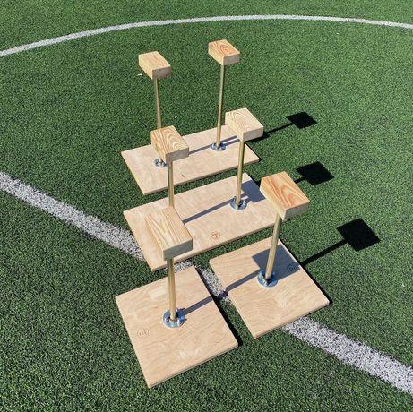 Стоялки ( трости) акробатические (43 см) 53 см