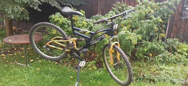Tani, młodzieżowy, w pełni sprawny rower, po serwisie.