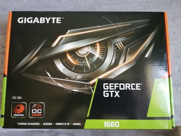 Karta graficzna Gigabyte GeForce GTX 1660 OC 6GB GDDR5
