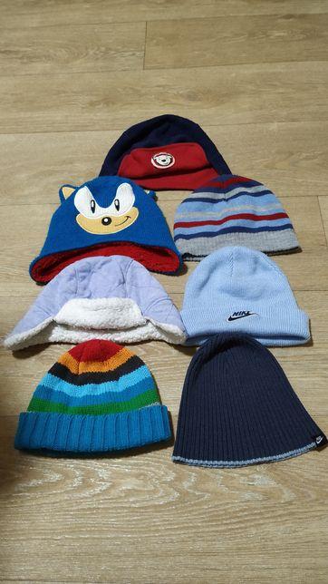 Детские шапки шапочки на ребенка от 1 до 3 лет