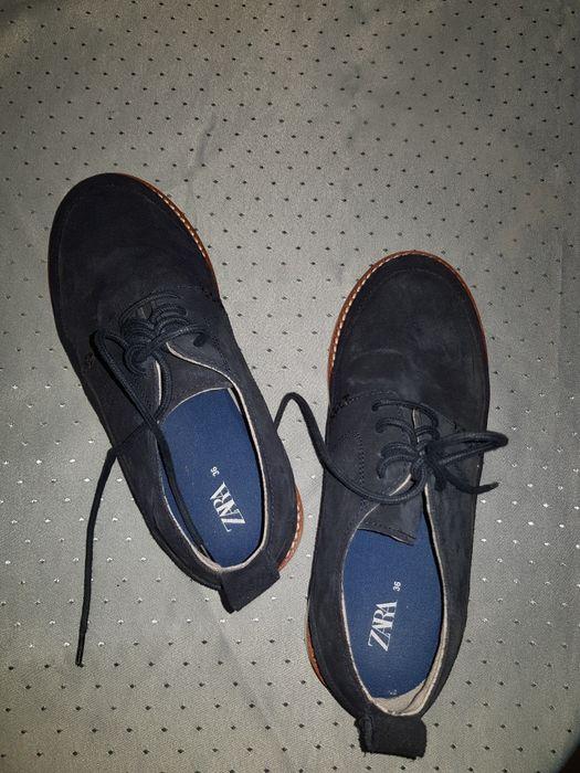 Buty eleganckie dla chłopca 36 ZARA Sulimierz - image 1