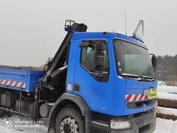 Usługi transportowe HDS