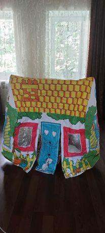 Детский домик-халабуда