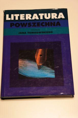 Literatura Powszechna według Jana Tomkowskiego