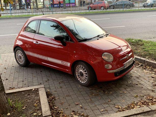 Fiat 500 2008 года