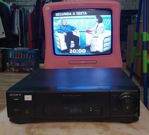 Leitor de VHS Sony (SLV-E100)