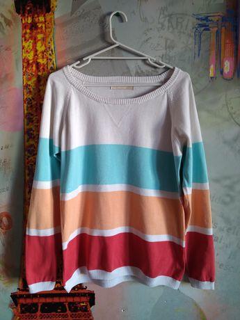 Sweterek sweter w paski pasy House M