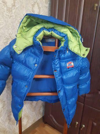 Зима-осінь стильна курточка