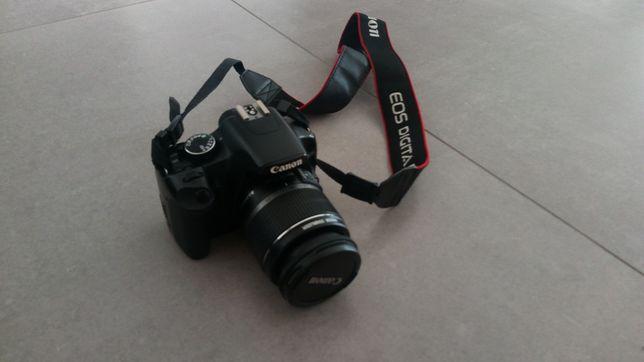 Máquina Fotografia Canon 450D