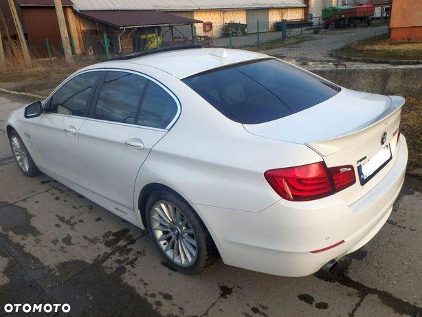 BMW Seria 5 535i iX 4x4 306KM Xenon SzyberDach JasnaSkóra Grzana...