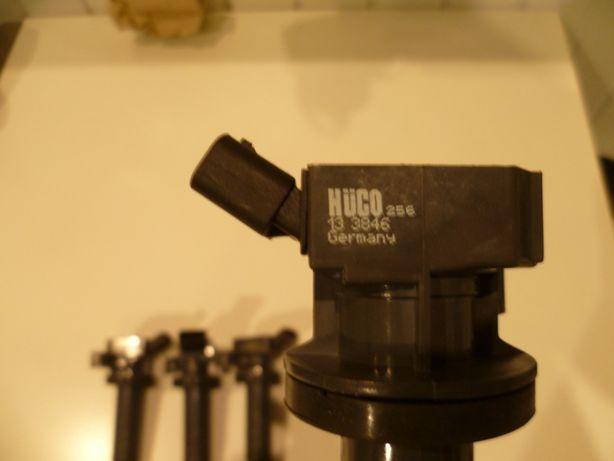 Sprzedam nowiutkie cewki zapłonowe Huco 133846 zakupione w Niemczech.
